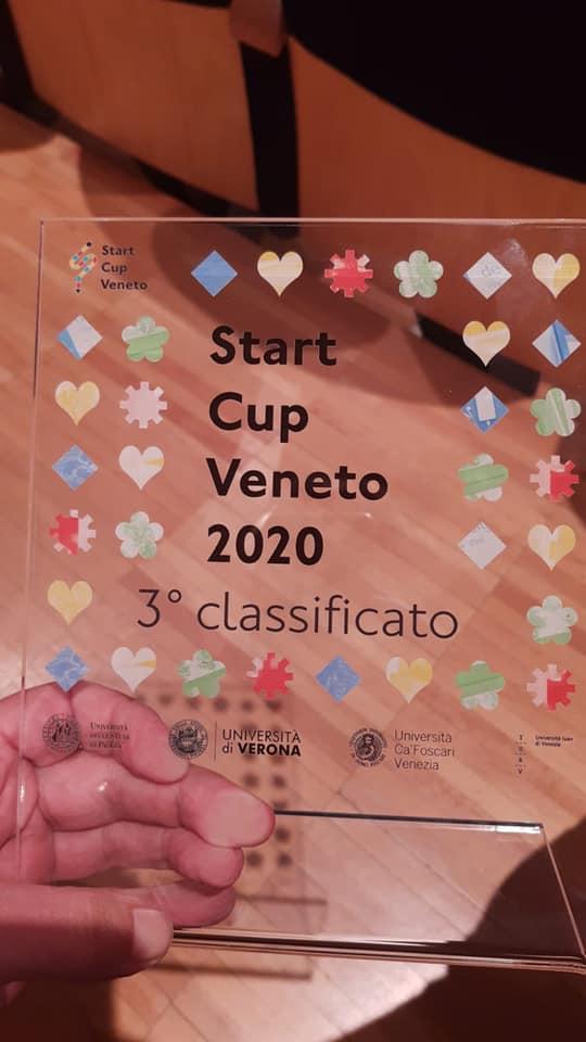 start cup veneto 2020